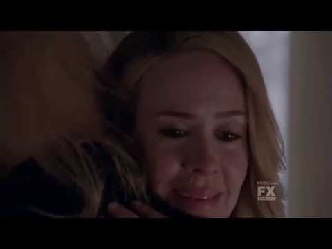 American Horror Story Coven - Fiona Goodes Death Full Scene