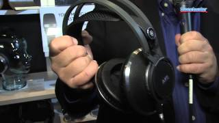 Video AKG K812 Mixing/Mastering Headphones Overview - Sweetwater at Winter NAMM 2014 download MP3, 3GP, MP4, WEBM, AVI, FLV Agustus 2018
