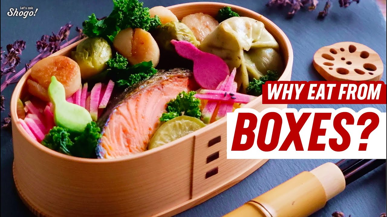 Just 4 points to understand the history of Japanese bento boxes! 3 MUST EAT ekiben at Kyoto station