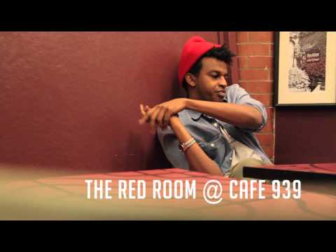 Sinkane Interview At The Red Room @ Cafe 939