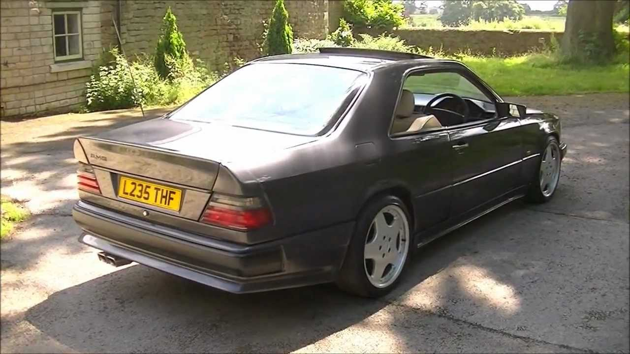now sold mercedes w124 coupe amg body kit youtube. Black Bedroom Furniture Sets. Home Design Ideas