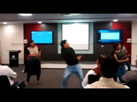 Hungama Ho Gaya Queen Dance Performance - Franklin Templeton Investments - Hyderabad