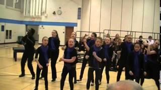 Woodbury MS Show Choir - Hercules Medley - Alan Menken & David Zippel, arr. by Mark Brymer