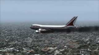 Air India 747-200 Emergency Landing Islamabad