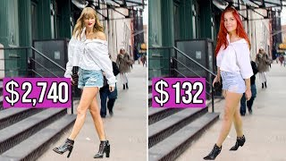 Dressing Like Taylor Swift for Under $200 – Celeb Twinning Challenge