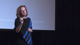 The Culture of Fear: Facing it with Courage & Curiosity | Maureen B. Rabotin | TEDxWilmingtonWomen