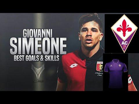 Giovanni Simeone●Welcome To  Fiorentina● Assist&Goal 2016/2017●HD●