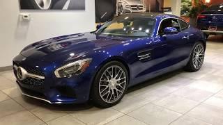 Заказываю новый Mercedes GT AMG