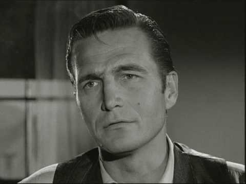 Eric Fleming  the true star of Rawhide