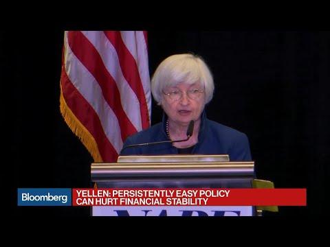 Yellen Warns Fed Should Be Wary of Moving Too Gradually