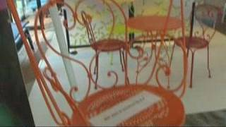 La Chaise Bistro Fermob S'exporte à New York !