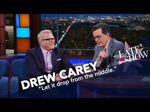 Drew Carey Reveals The Secret To Winning $10,000 At Plinko