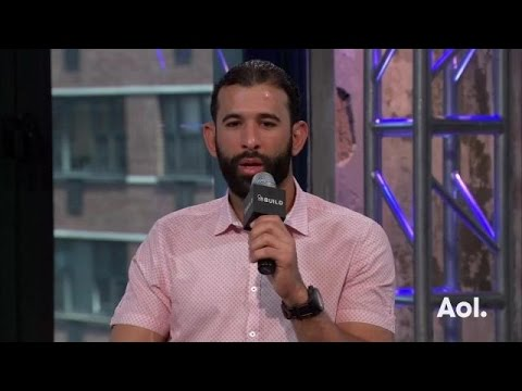 José Bautista on His Charity and the ALS Ice Bucket Challenge
