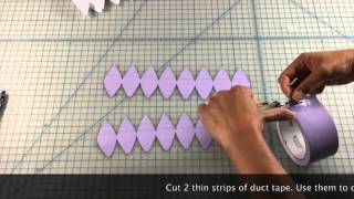 How to Make a Duct Tape Fascinator