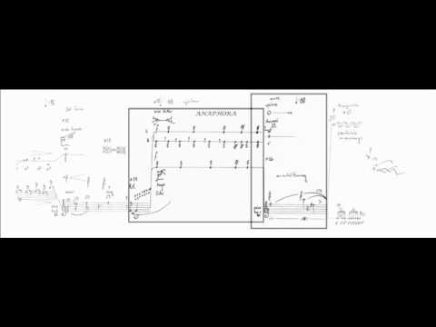 Anaphora (part 1 of 3) by Michael Edward Edgerton performed by Almut Kühne at ICCM2010