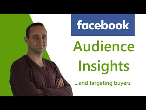 How to Use Facebook Audience Insights for Targeting (And Finding Buyers)