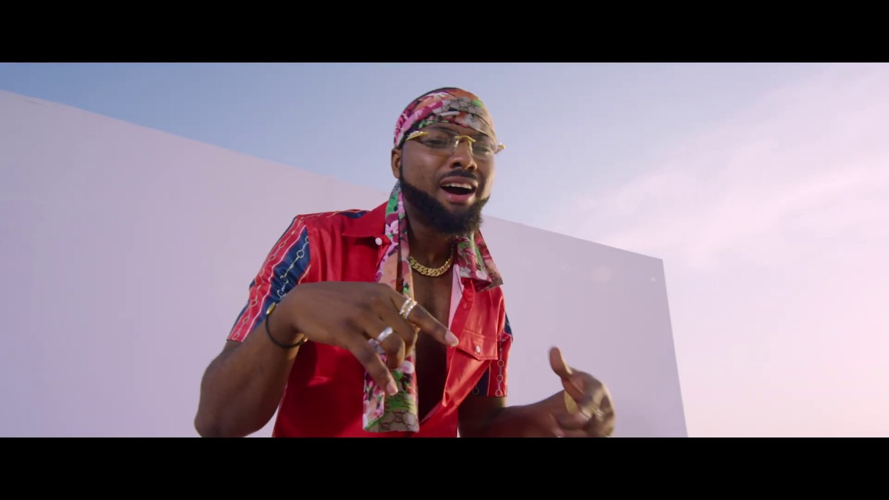 Download Nanky - Favour  ft  sarkodie  ( Official Video )