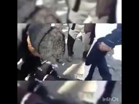 Բացառիկ կադրեր՝ ինչպես են մարդիկ մահանում Սուլեյմանիի հոգեհանգստի արարողության ժամանակ