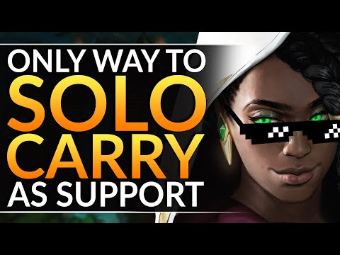How to Start CARRYING as Support – Challenger Reveals BEST Tips and Tricks – LoL PRO Guide