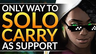 How to Start CARRYING as Support - Challenger Reveals BEST Tips and Tricks - LoL PRO Guide