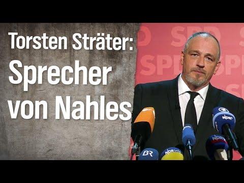 Torsten Sträter: Pressesprecher von Andrea Nahles | extra 3 | NDR