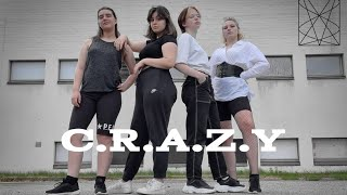 4MINUTE 포미닛 - CRAZY 미쳐 | Dance Cover by Phobia