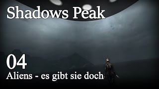 Shadows Peak [04] [The End] [Aliens - es gibt sie doch!] [Let's Play Gameplay Deutsch German] thumbnail