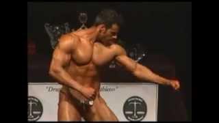 2006 Champion -- Muscular Development Posing Routine