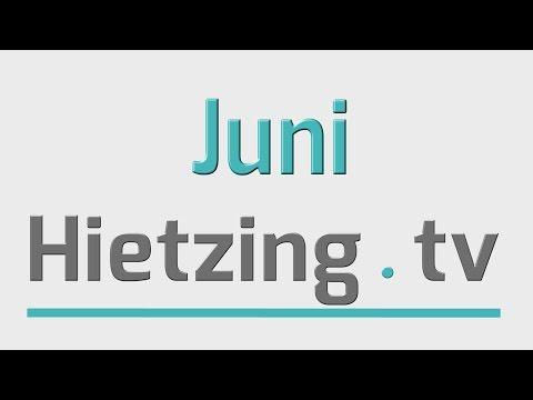 Der Juni in Hietzing