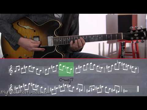 Adam Rogers - Guitar Technical Studies 1