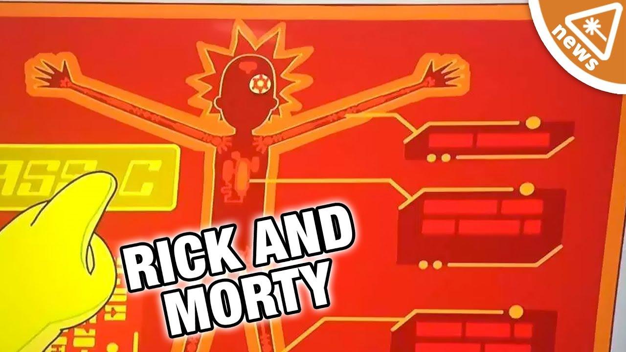 rick and morty s03e05 mega