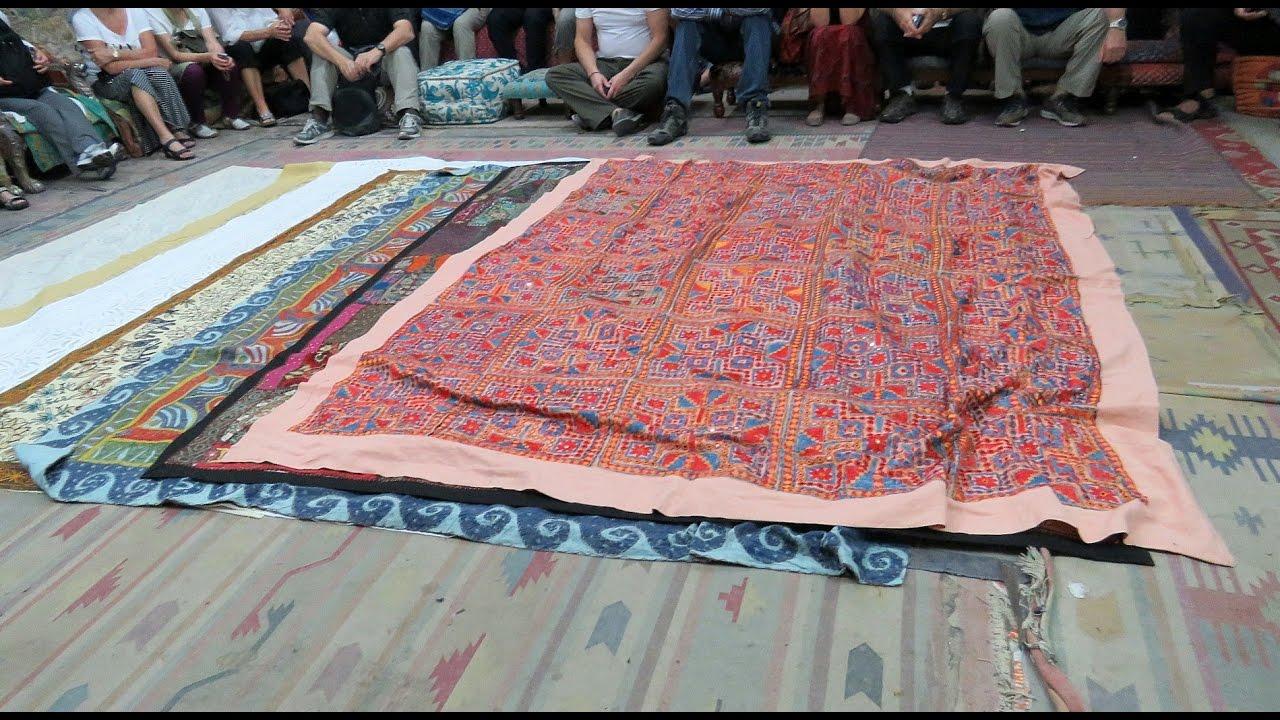 India Rajasthan Jodhpur Maharani Textiles Handicrafts