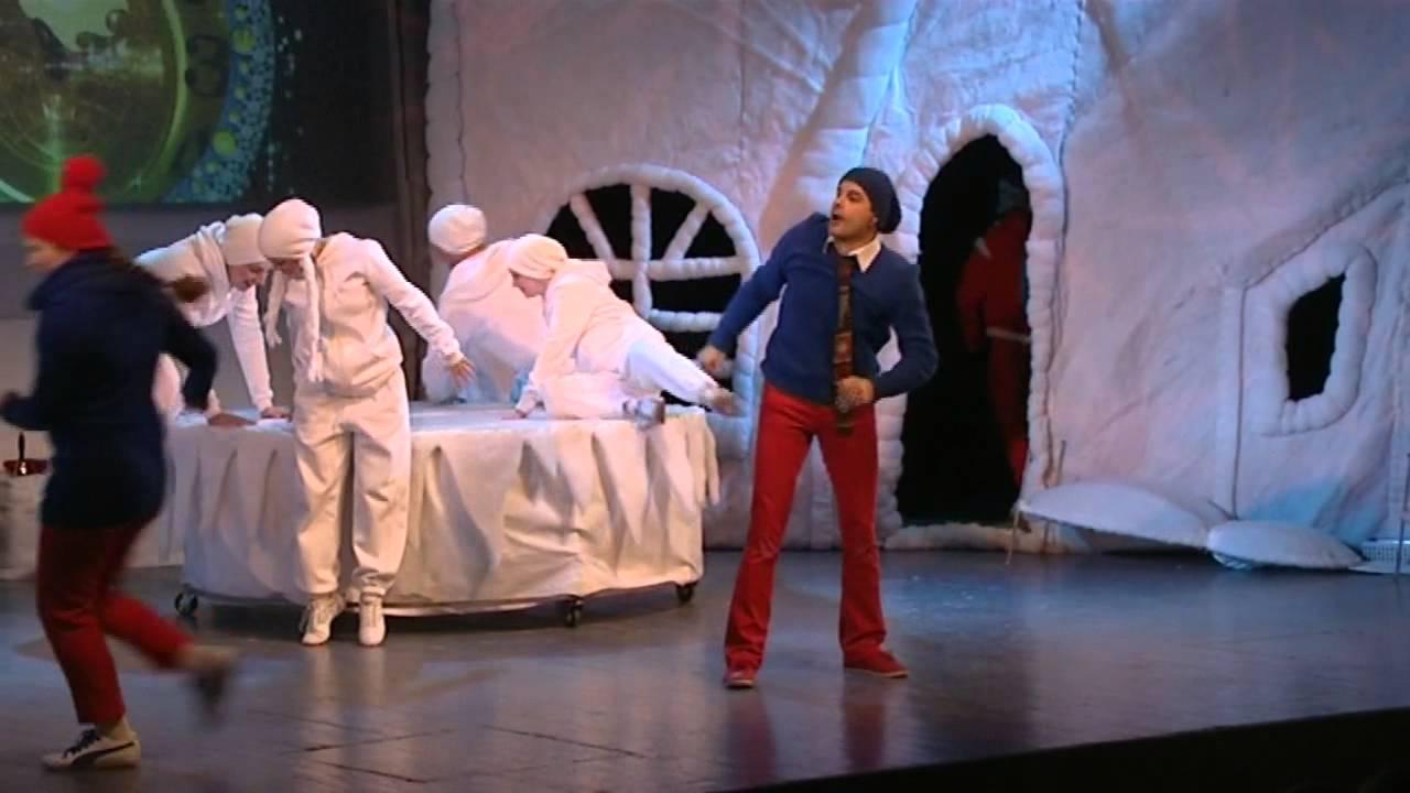 Фестиваль «Подмосковные вечера» торжественно открыли в театре «ФЭСТ»