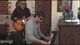 """Cover images THE NEW MASTERSOUNDS """"Hole In The Bag"""" - stripped down session @ the MoBoogie Loft"""