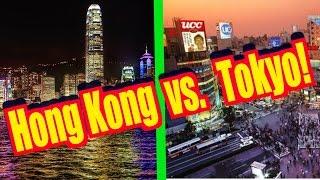 Hong Kong vs. Japan (Laundry Video)