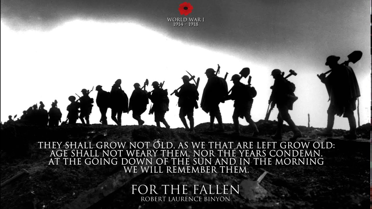 Image result for for the fallen