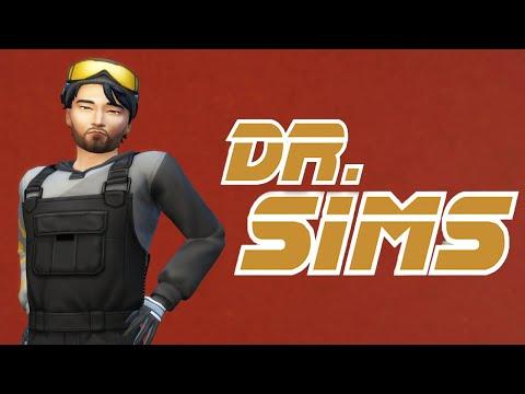 PEUT-ON FAIRE FONDRE LA NEIGE DU MONT KOMOREBI ? - Dr. Sims #3