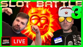An EPIC Evening with SDGuy! Super Long LIVE Stream! (Drawings, Slot Play, Slot Battle and more!)