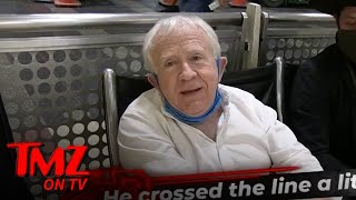 Leslie Jordan Conflicted Over Dave Chappelle Special and Netflix Controversy | TMZ TV