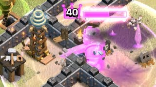 Clash of Clans - Barbarian King Iron Fist - A Key to Victory!
