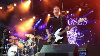 *The New Roses - Down By The River* (14.08.2019, Rock Oz'Arènes, CH-Avenches)