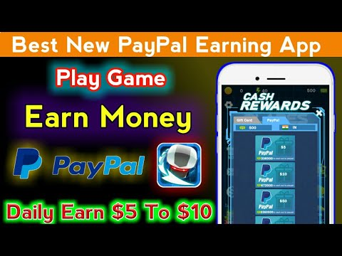 Play to earn money app