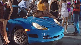FAST and FURIOUS: FAST FIVE - Testing Cars (GT3 RS, Supra, 350Z, WRX STi) #1080HD
