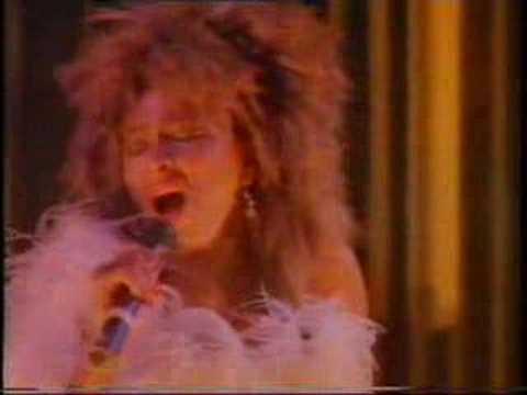 Tina Turner Private Dancer Live 1985