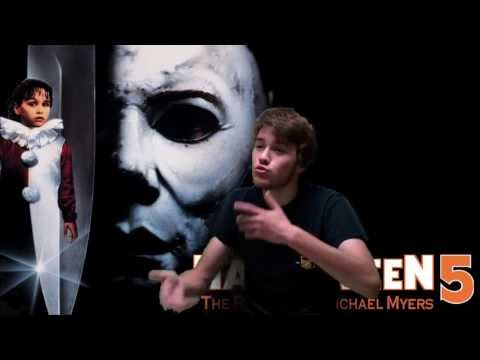 HORREUR CRITIQUE-Épisode 112-Halloween 5:The Revenge of Michael Myers