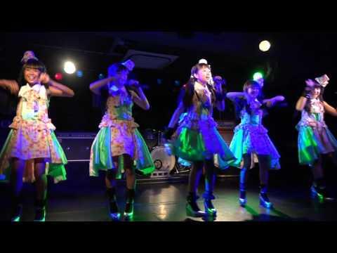 20160821ハートアップガールズ7期生スキちゃん@Dearly解散ライブ