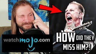 Metal Guitarist reacts to Watchmojo Top 10 Greatest Heavy Metal Guitarists