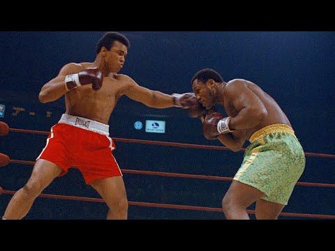 Thrilla in Manilla Mohamed Ali documentaire boxe entier français