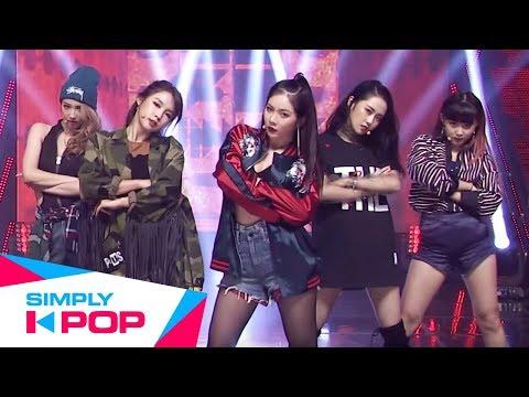 Simply K-Pop _ 4minute(포미닛) _ HATE(싫어) _ Ep _ 021916