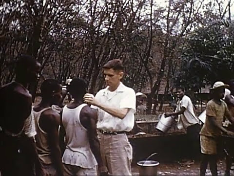 Tropical Disease Investigations in Africa (USPHS, 1957)